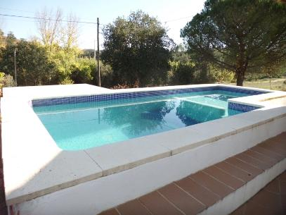 Cottage with pool for sale in rural central Algarve