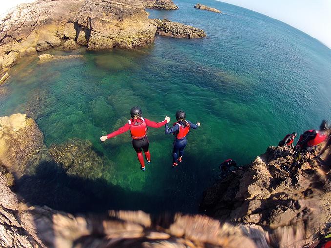 adventure activities Algarve