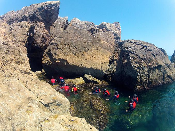 Coasteering Adventure Trip Algarve