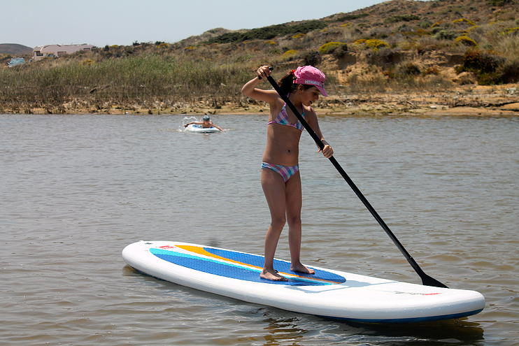 stand-up paddle boarding trips Algarve