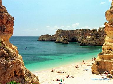 beach Algarve