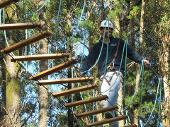 treetop walk Monchique, Algarve