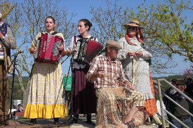 Algarve, tradities, folklore, Portugal