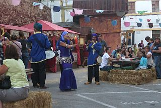 tips for trips Algarve, medieval festival